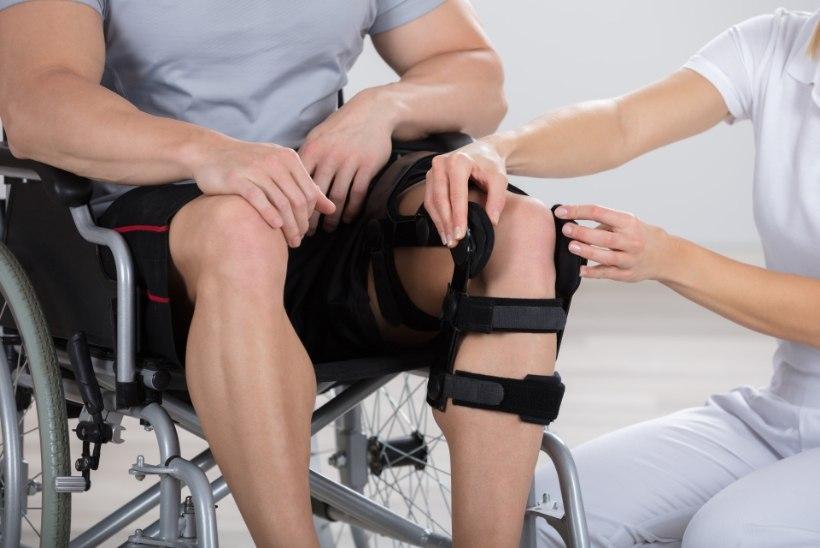 Mida teha, kui sormed liigese haiget Anesteesia polveliigese artroosis. Tugev valu.
