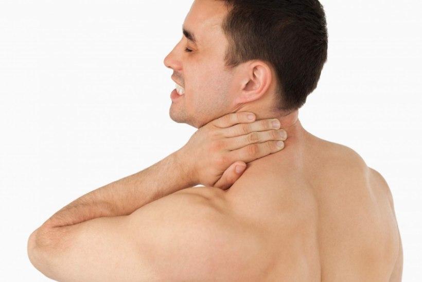 Osteokondroosi meditsiinilised tooriistad Parempoolse harja korgus