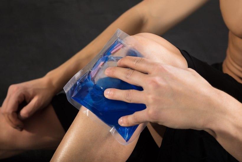 Kuunarnuki liigese vigastuse pohjused
