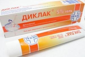 Meditsiiniline salv osteokondroosiga emakakaela osteokondroos geelid