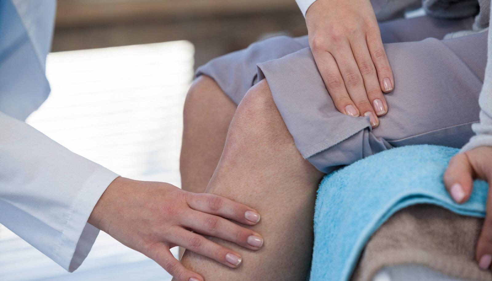 valus lihased ja liigesed peatuvad vaga valus liigesed harjades