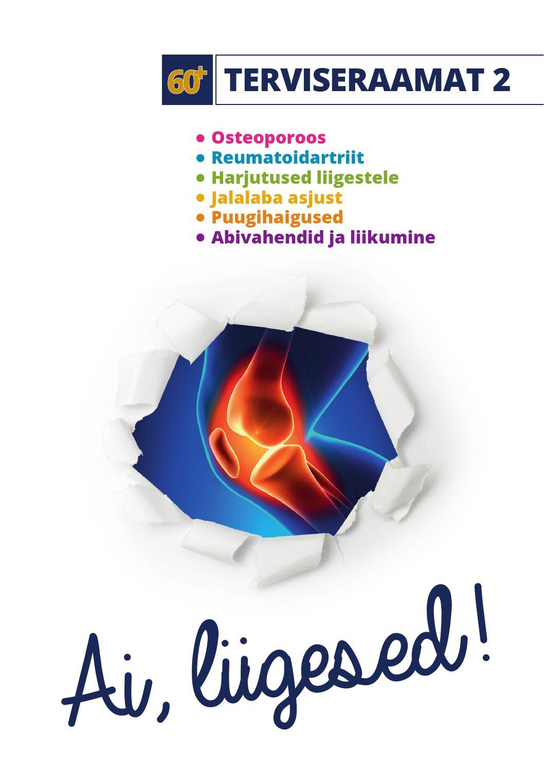 Taga- ja liigeste haiguste ravi