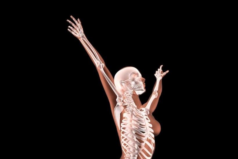 Pusiv valu suurte liigestega Kui liigesed katele paisuvad