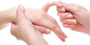 Miks liigesed on sormedel haiget teinud Kuidas unustada liigesevalu
