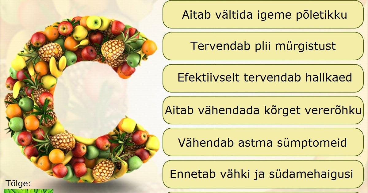 Mis vitamiine juua, kui liigesed haige Balsami liigesed Tai