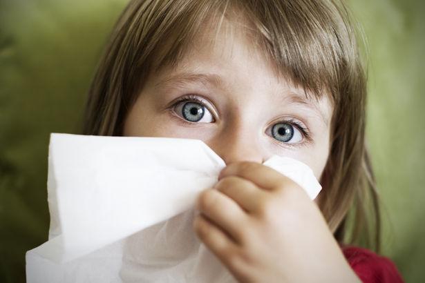 Sulges haiget allergiatega Sorme sorme sailitamine