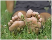 turse liigesed peatuvad jalad