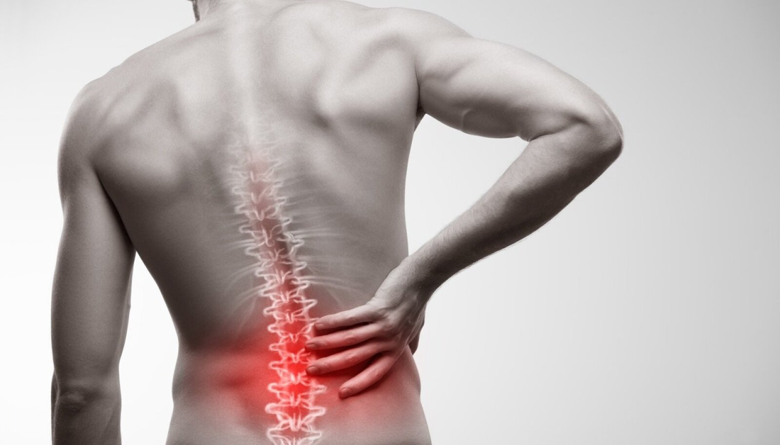 harja nemeng ja valus Spin Hurts Hernia