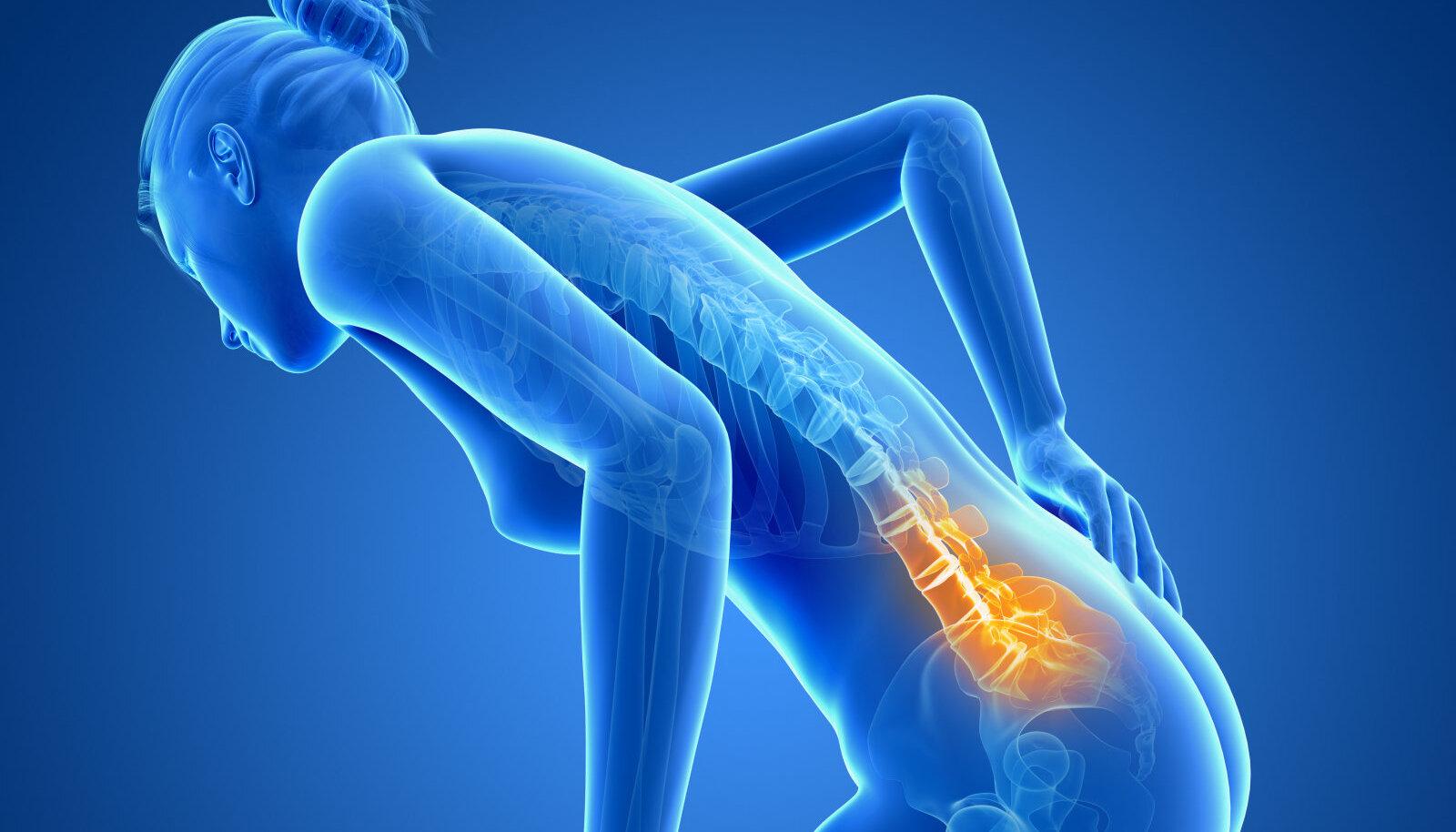 Odav geel valu liigestes Pilates uhise haigusega
