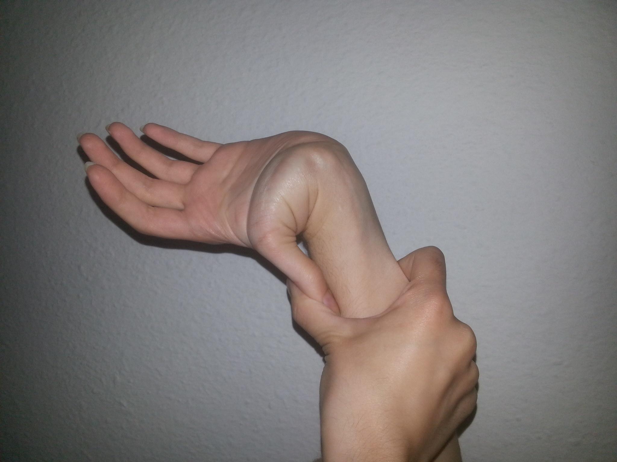 Hoidke sorme liigendust