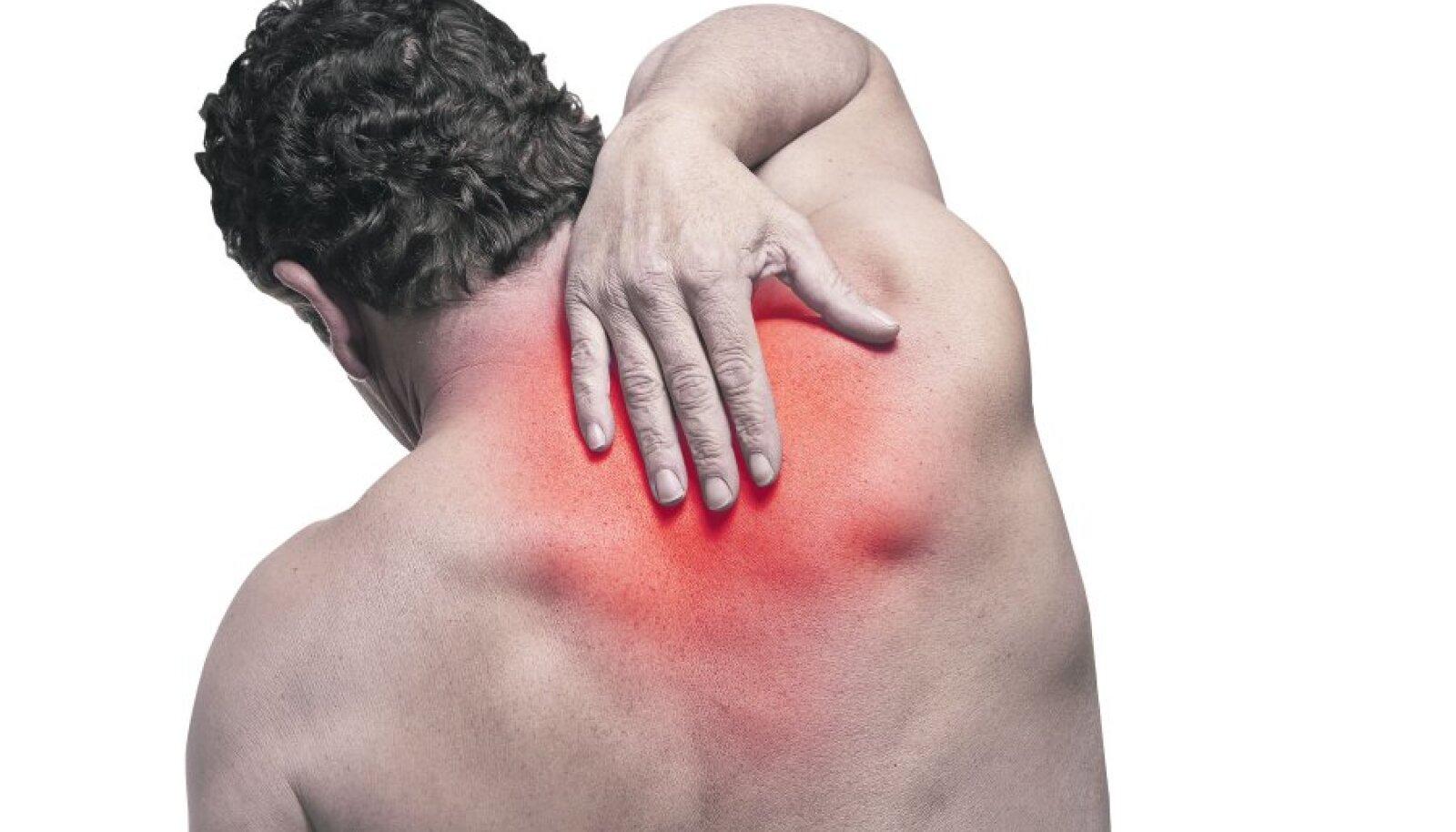 Lihaste ja liigesevalu Millised liigesed on valus